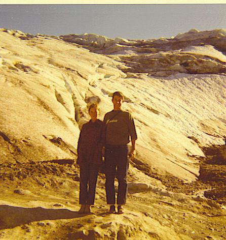 1971 Glacier Alaska VJ