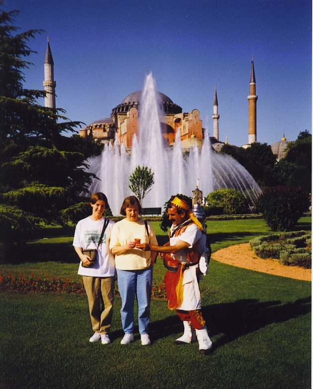 1998 Water Blue Mosque