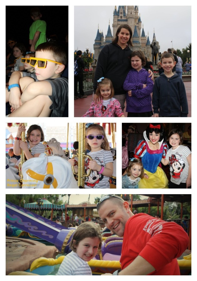 Magic Kingdom Jan 2 collage